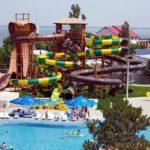 Аквапарк-отель в Затоке