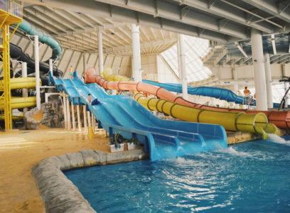 Аквапарк «Виктория» в Самаре