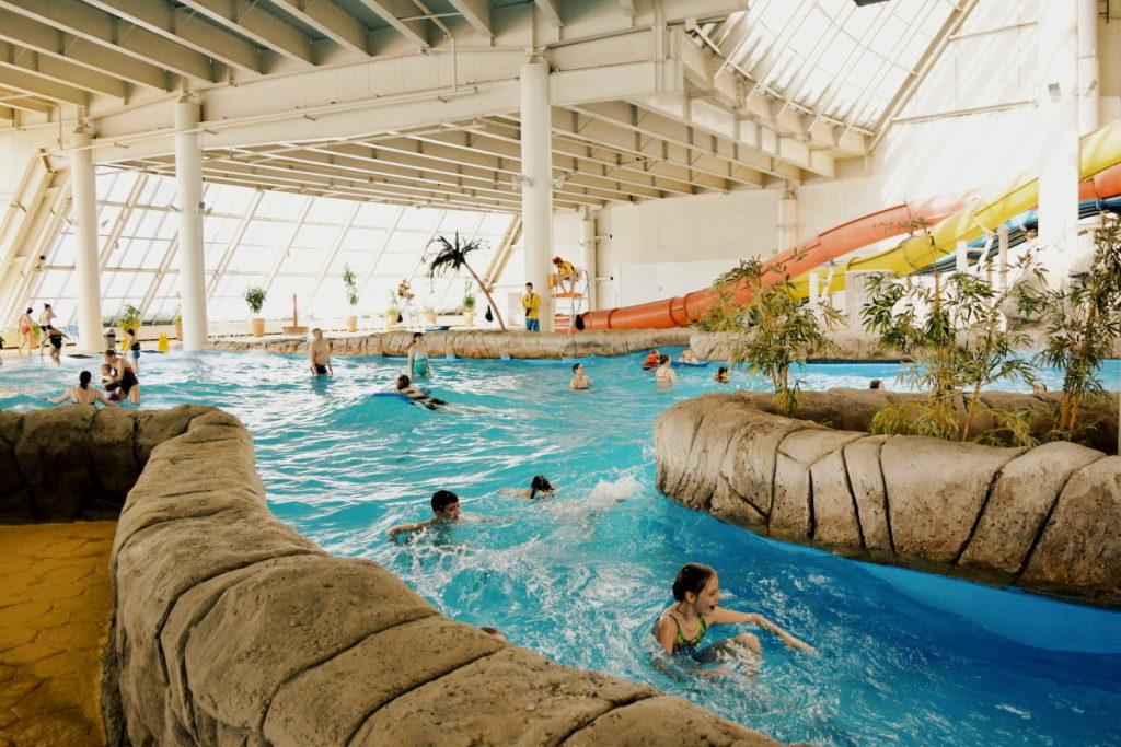 Самара аквапарк Виктория