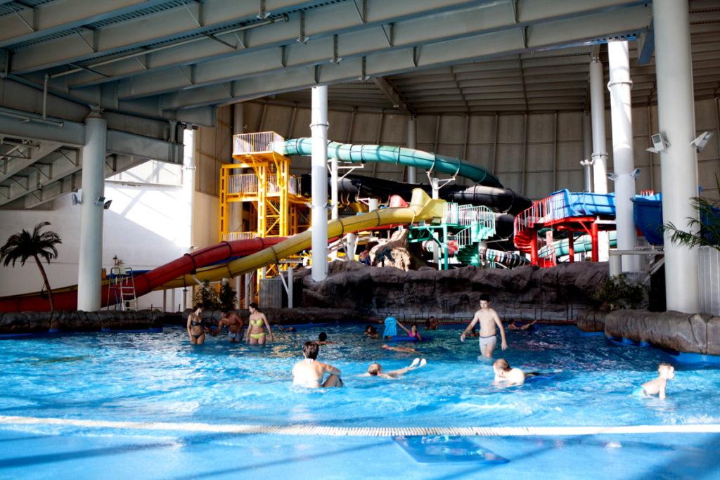 Самара Виктория аквапарк