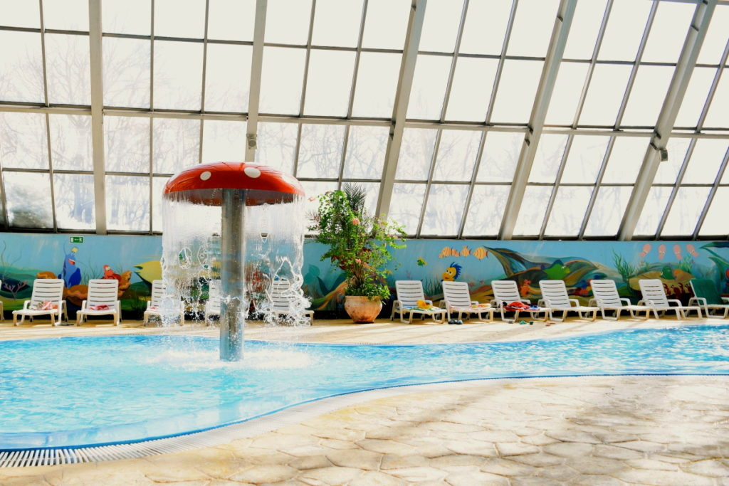 «Виктория» - аквапарк Самары