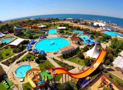 Аквапарк «Зурбаган» в Севастополе