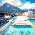 Термальные источники в Австрии