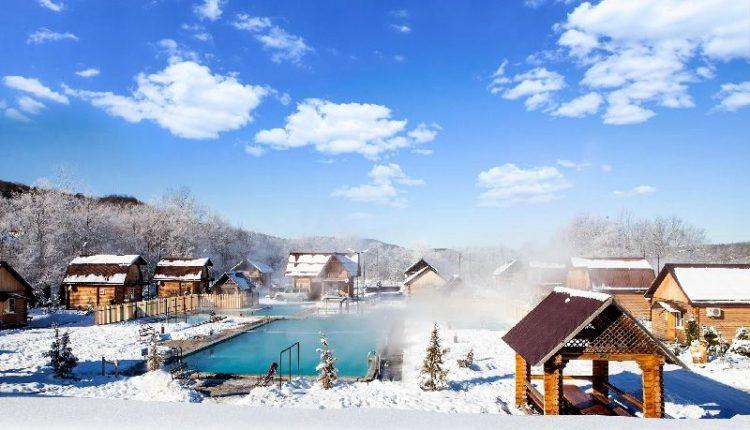горячие источники Краснодарского края